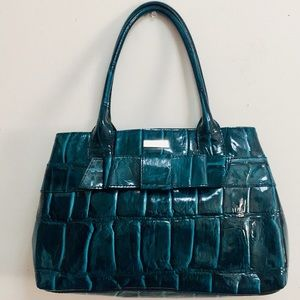 Kate Spade Deep Blue green Purse